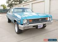 1974 Chevrolet Nova for Sale