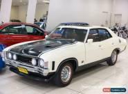 1972 Ford Falcon XA GT White Manual 4sp M Sedan for Sale