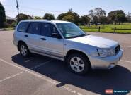 Subaru Forester XS Luxury for Sale