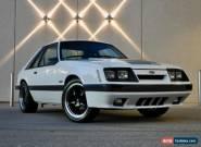 1986 Ford Mustang GT Hatchback 2-Door for Sale