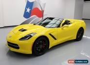 2014 Chevrolet Corvette Z51 Convertible 2-Door for Sale