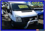 Classic 2006 Ford Transit VM Low (MWB) White Manual 5sp M Van for Sale