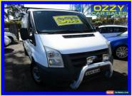 2006 Ford Transit VM Low (MWB) White Manual 5sp M Van for Sale
