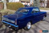 Classic 1966 Chevrolet Nova for Sale