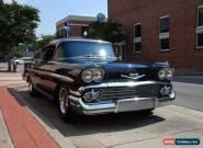 1958 Chevrolet Impala 2 door for Sale