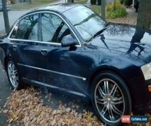 Classic Audi: A8 long wheel base quattro for Sale