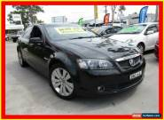 2006 Holden Calais VE V Black Automatic 5sp A Sedan for Sale