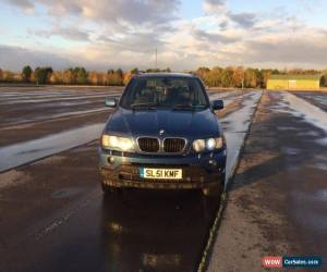 Classic BMW X5 D Sport for Sale