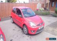 Ford Fiesta Zetec s 1.6 2007 for Sale