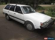 subaru gl 4x4 wagon for Sale
