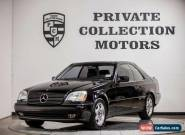 1997 Mercedes-Benz S-Class Base Coupe 2-Door for Sale