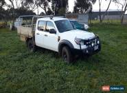 2010 Ford Ranger XL Crew Cab Manual 4x4 Needs new engine  for Sale