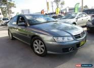 2005 Holden Berlina VZ Grey Automatic 4sp A Sedan for Sale