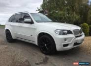 BMW X5 Sd M Sport DIESEL AUTOMATIC 2008/58 for Sale