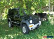 Jeep: Liberty for Sale