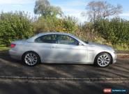 2007 BMW 335I SE AUTO SILVER for Sale