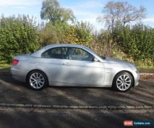 Classic 2007 BMW 335I SE AUTO SILVER for Sale