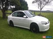 Subaru Premium Sports Liberty for Sale