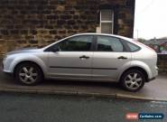 2006 FORD FOCUS SPORT 1.8 TDCI SILVER for Sale
