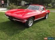 1966 Chevrolet Corvette Base Coupe 2-Door for Sale