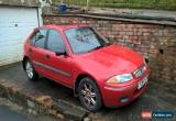 Classic 1997 ROVER 216 SLI RED for Sale