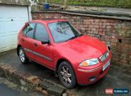 1997 ROVER 216 SLI RED for Sale