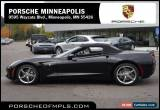 Classic 2014 Chevrolet Corvette Stingray Convertible 2-Door for Sale