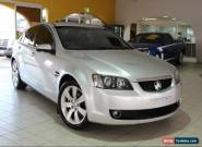 2006 Holden Calais MY08.5 V VE Silver Automatic A Sedan for Sale