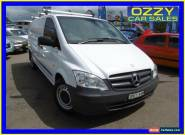 2011 Mercedes-Benz Vito MY11 116CDI SWB White Automatic 5sp A Van for Sale