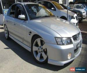 Classic 2006 Holden Commodore VZ MY06 SS Silver Automatic 4sp A Sedan for Sale