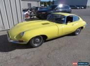 Jaguar: E-Type for Sale