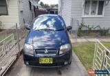 Classic HOLDEN BARINA 5 DOORS LOW KM LONG REGO  for Sale