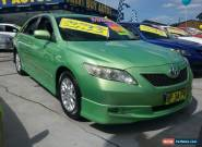 2006 Toyota Camry ACV40R Sportivo Green Automatic 5sp A Sedan for Sale