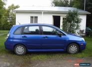 Suzuki: Aerio SX for Sale