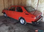 1976 Toyota Corolla for Sale