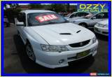 Classic 2002 Holden Commodore VY Executive White Automatic 4sp A Wagon for Sale