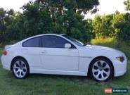 2005 BMW 6-Series Base Coupe 2-Door for Sale
