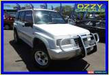 Classic 1998 Suzuki Vitara JLX Estate (4x4) White Manual 5sp M Wagon for Sale