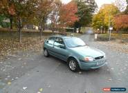 2001/Y FORD FIESTA FLIGHT 1.3 5 DR ONLY 55K 2 OWNERS HPI CLEAR NO RESERVE MOTD  for Sale