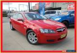 Classic 2009 Holden Commodore VE MY09.5 Omega Red Automatic 4sp A Sedan for Sale