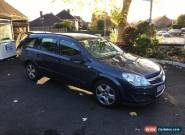 VAUXHALL ASTRA CLUB 1.3 CDTI DIESEL 5DR ESTATE 6 SPEED MANUAL 57 PLATE  for Sale