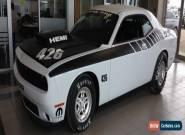 Dodge: Challenger 426 for Sale