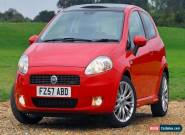 WANTED: Automatic Fiat Punto for Sale