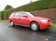 VAUXHALL ASTRA ESTATE AUTOMATIC 1.6 2004 for Sale