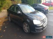 VW JETTA 2006 2.0 TDI DIESEL BLACK for Sale