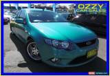 Classic 2008 Ford Falcon FG XR6 Breeze Automatic 5sp A Utility for Sale