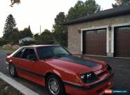 1986 Ford Mustang GT for Sale