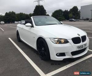 Classic BMW E93 320d M Sport 2dr Convertible White LCI P/X for Sale