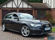 2014 Audi A6 Avant 2.0 TDI S Line 5dr for Sale
