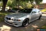 Classic 2001 BMW M5 for Sale